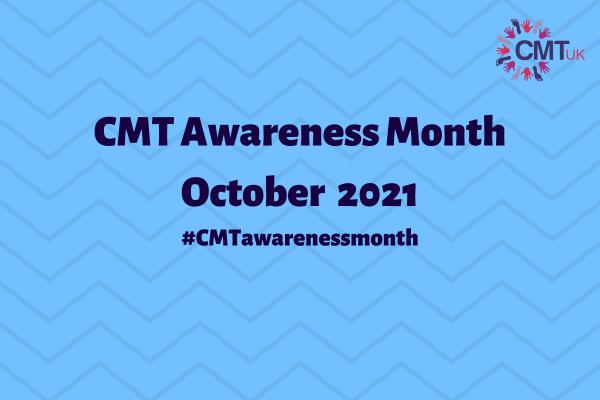 CMT Awareness Month (October)